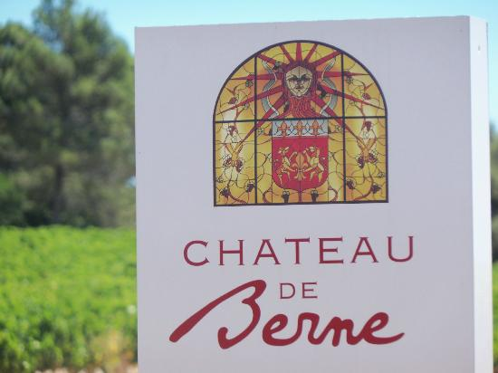 Lorgues, Frankrike: Château de berne
