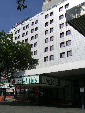 Ibis Berlin Messe: hotel
