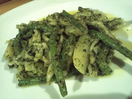 La Tavernetta: Trofie Pesto