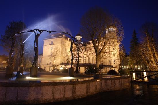 Balneario de Mondariz: Monumento al Agua
