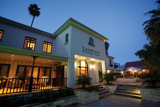 Turnberry Boutique Hotel - main building