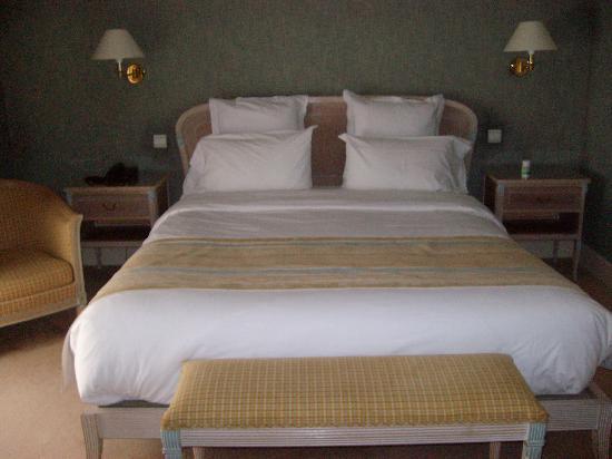Hotel d'Angleterre, Saint Germain des Pres: #16 bedroom