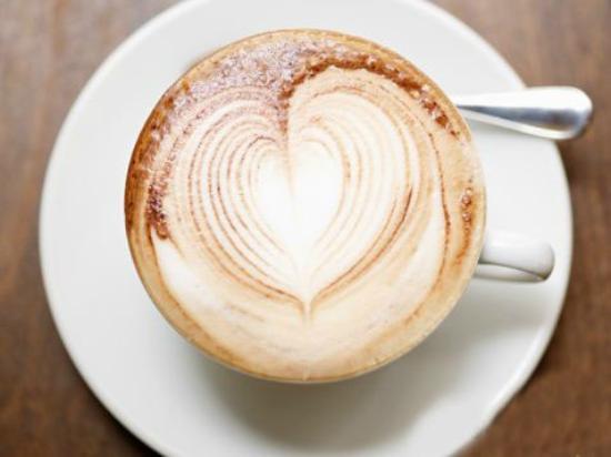 Hostal Alicia: Coffee