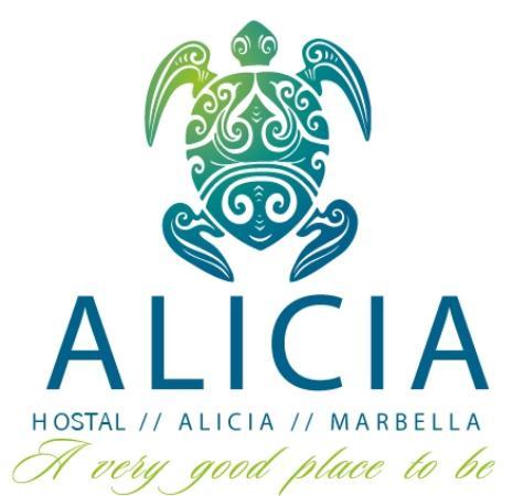 Hostal Alicia: Logo
