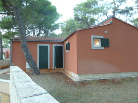 Melia Istrian Villas: standard 2 bedroom villa- front wiev