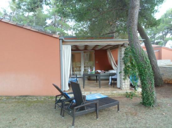 Melia Istrian Villas: standard 2 bedroom villa