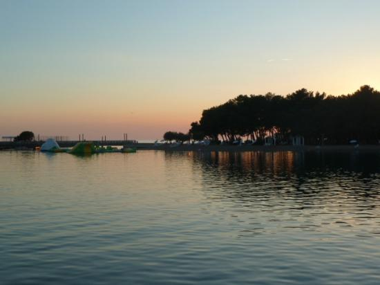 Melia Istrian Villas : laguna in the vening