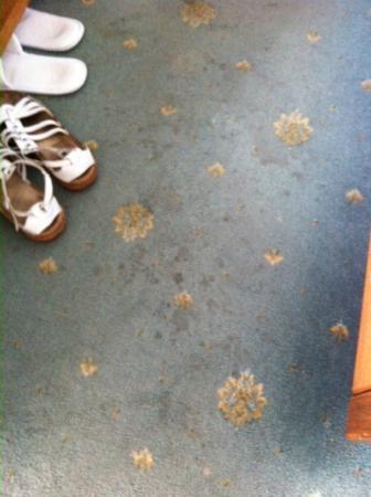Stefanie: Unser Teppich im Zimmer