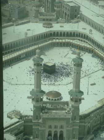 ZamZam Pullman Makkah: View from the room