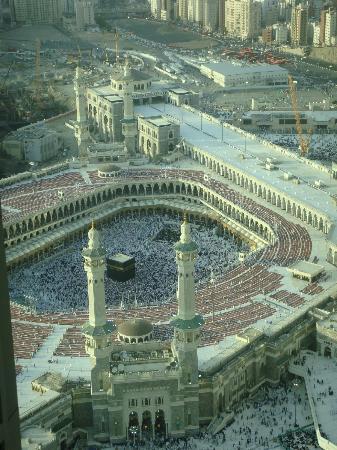 Best View In The World Picture Of Pullman Zamzam Makkah Mecca Tripadvisor