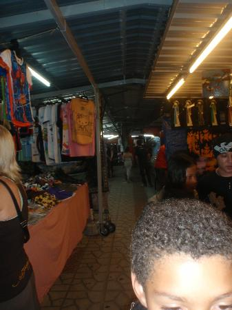 Batu Ferringhi, Malasia: BF Night Markets