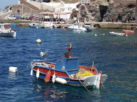 Hotel Rivari: petit port
