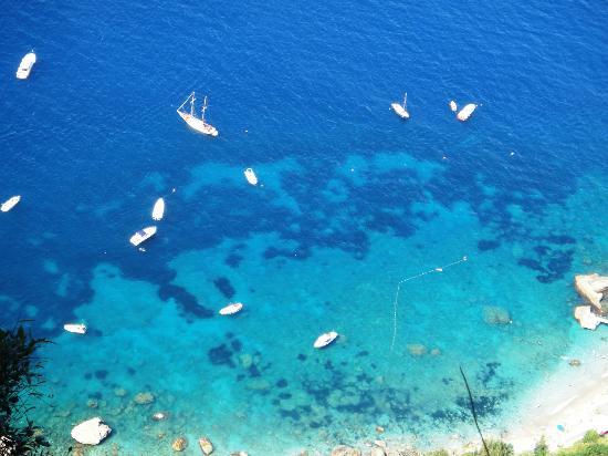 Wyspa Capri, Włochy: Ilha de Capri