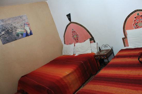 Les Jardins de Ouarzazate: stanza