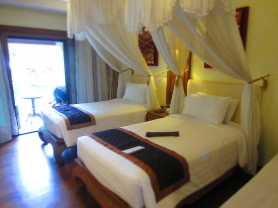 Khum Phaya Resort & Spa, Centara Boutique Collection: twin rooms