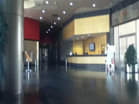 ILUNION Alcala Norte: lobby