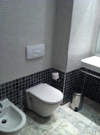 Hotel Mira Palace: les toilettes