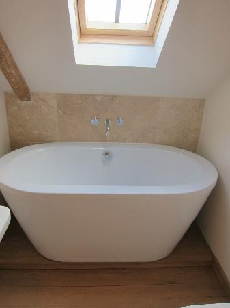 Saul Farm Bed and Breakfast: En-suite Bathroom