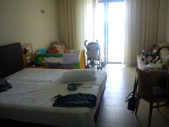 Anastasia Hotel Karystos: Το δωμάτιο