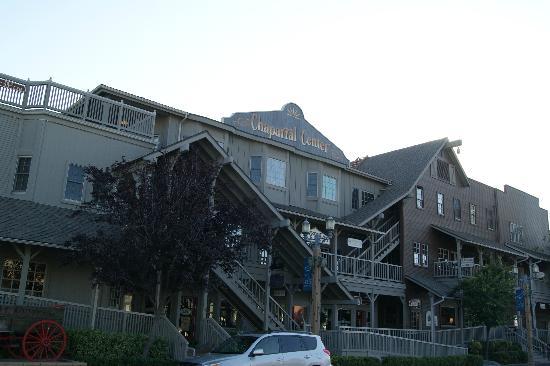 Hampton Inn & Suites Temecula : Old Town - Chaparal Center