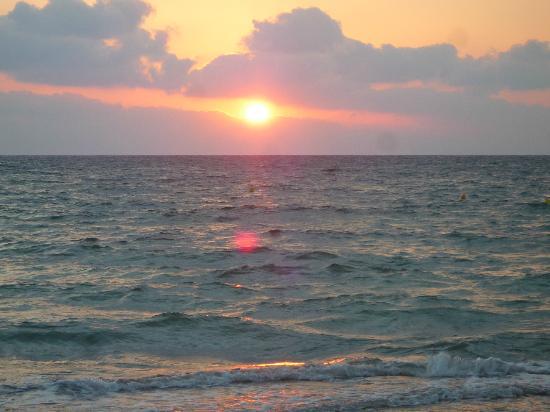 Vincci Safira Palms: Soleil levant