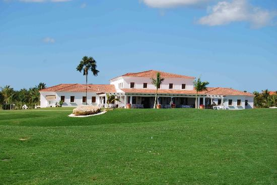 La Estancia Golf Resort: Golf Club Hose at La Estancia Golf & Resort