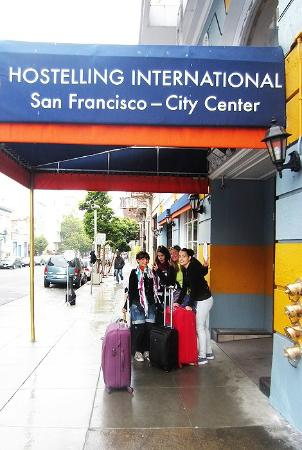 San Francisco City Center Hostel: SF City Center