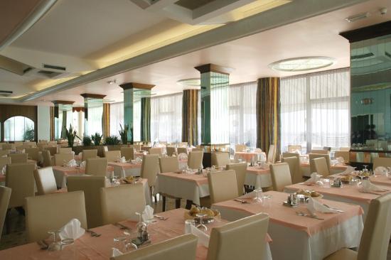 Hotel Principe Caorle : Sala da pranzo climatizzata