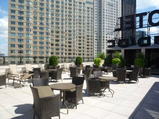 Terrasse Sur Le Toit Picture Of The Empire Hotel New York City