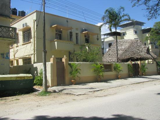 Mnazi House