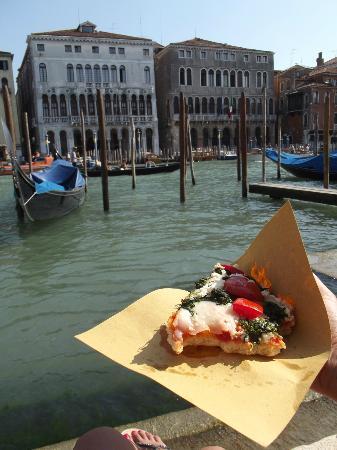 Antico Forno: A consommer sur la lagune