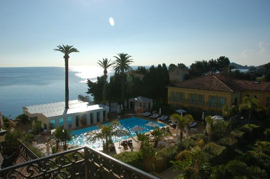 Hotel Royal-Riviera: View from Room