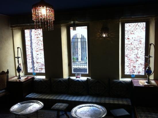 Caffe 31: Sala interna