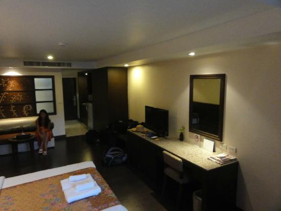 Baan Suwantawe: Zimmer