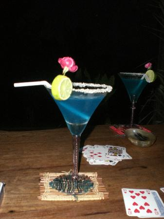 Lokobe lodge: Cocktails