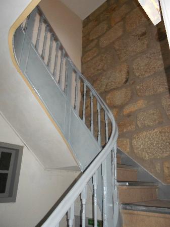 Oporto House: scala
