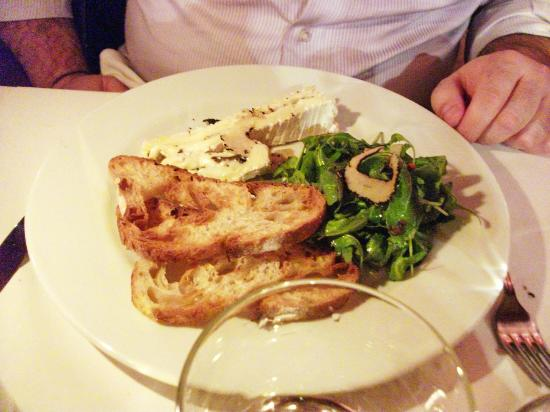 Le Grand Balcon Nice: formaggi fine pasto