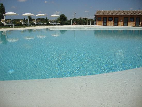 Coltano, Italia: piscina