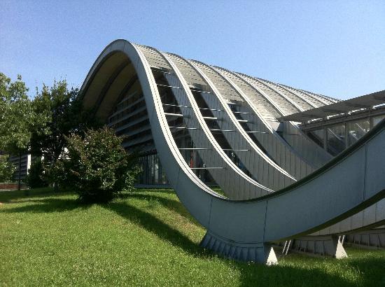 Zentrum Paul Klee (Paul Klee Center): Centro Paul Klee di Renzo Piano a Berna
