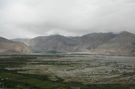 Panamik - Hot Water Springs - Picture Of Nubra Valley -3569