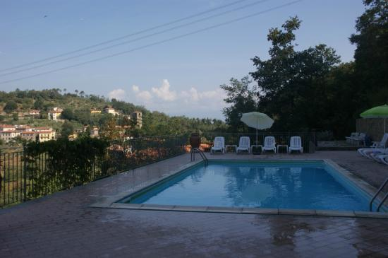Residence Montefiore: Piscine de la résidence