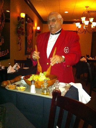 Vincente's Restaurant: Ceasar Salad