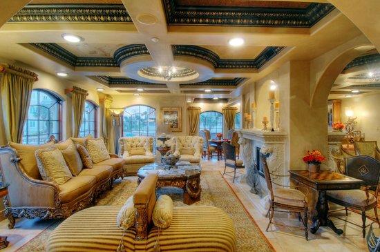 Ocean Lodge: Lobby