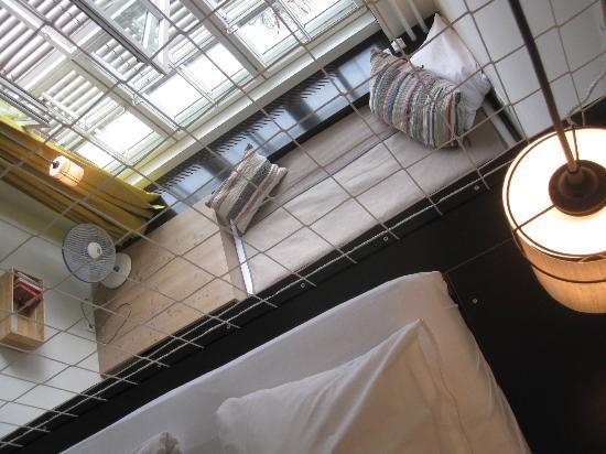 "Michelberger Hotel: d""en haut"
