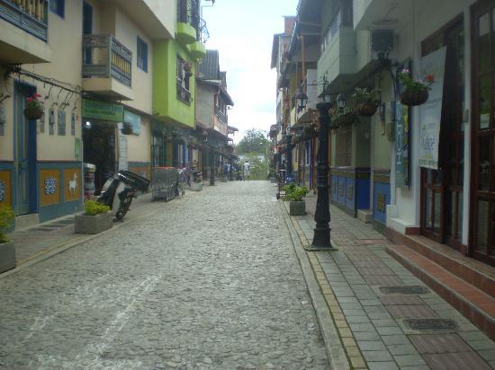 Calle de Guatape