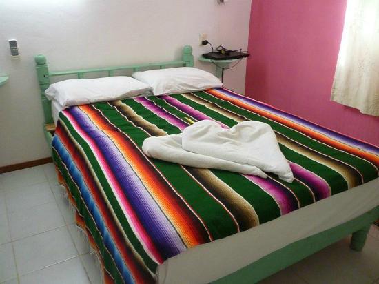 Hotel Residencia La Mariposa: chambre