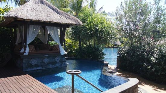 Private Pool With Lagoon Access Picture Of The St Regis Bali