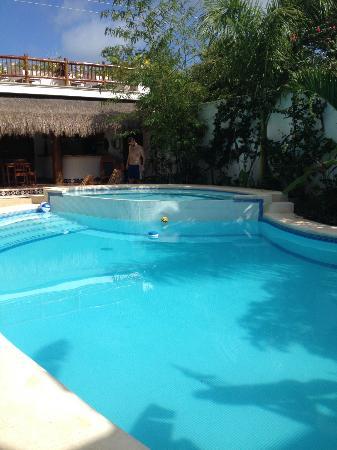 Posada Yum Kin: Pool