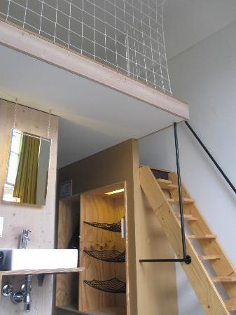 Michelberger Hotel: mezzanine