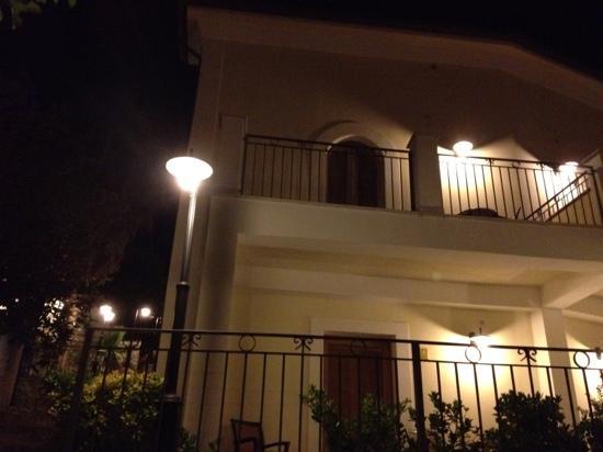 Albergo Villa Vittoria : camere